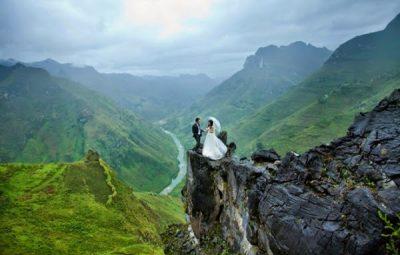 Đỉnh Mã Pí Lèng - ngọn đèo huyền thoại trên cao nguyên Hà Giang
