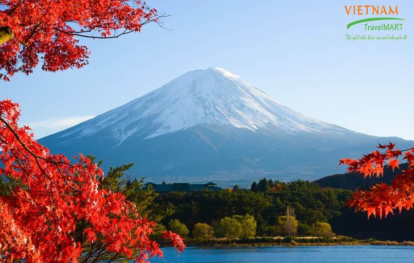 Núi Phú Sỹ - biểu tượng đất nước Nhật Bản