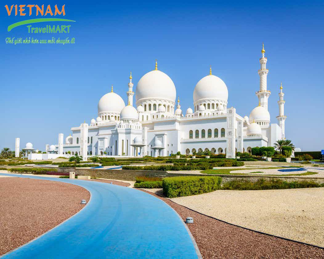 Thánh đường Hồi giáo Grand Mosque