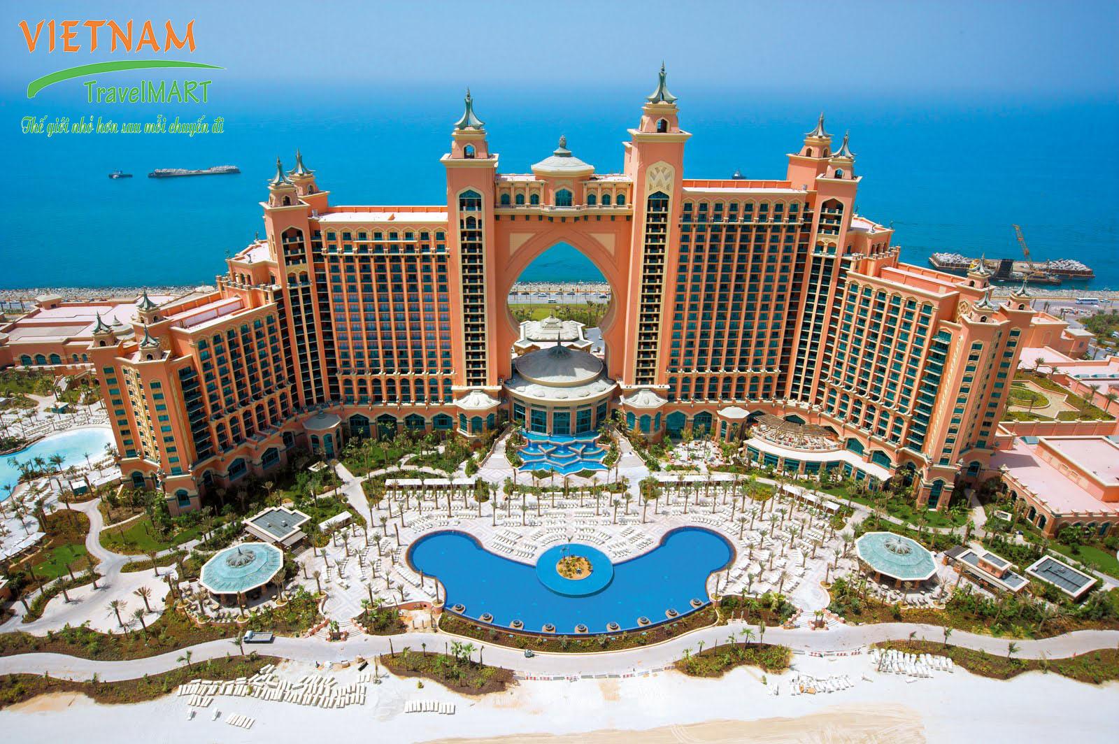 Khách sạn Atlantis