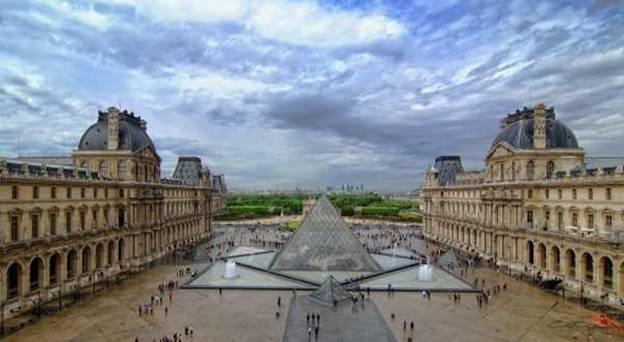 Bảo tàng Lourve -Musée du Louvre