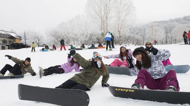 Công viên trượt tuyết Fujiten
