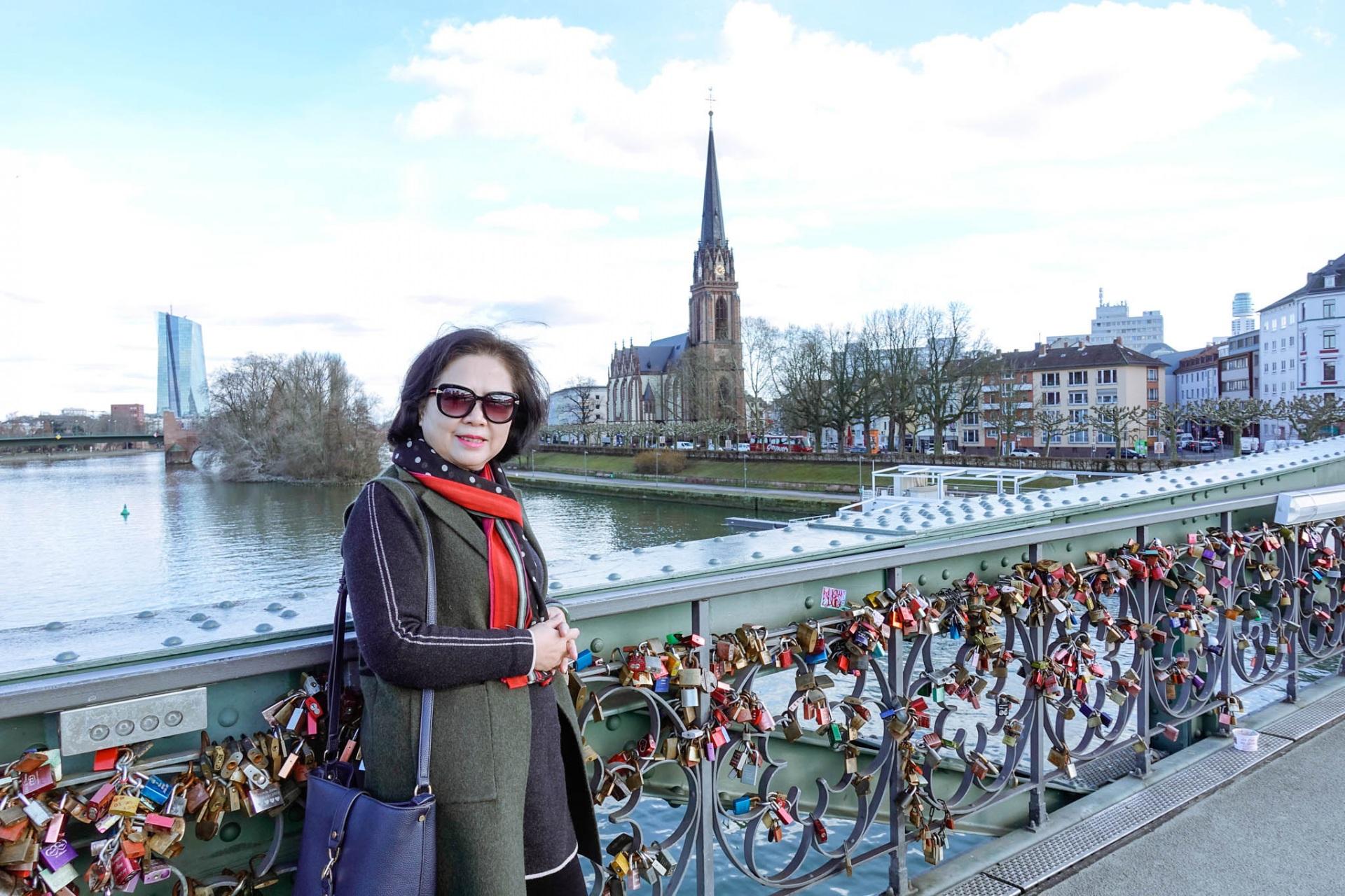 Cầu tình yêu của Frankfurt
