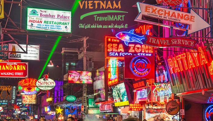 Đêm Pattaya