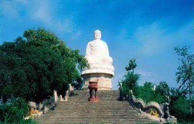 Chùa Long Sơn - Nha Trang
