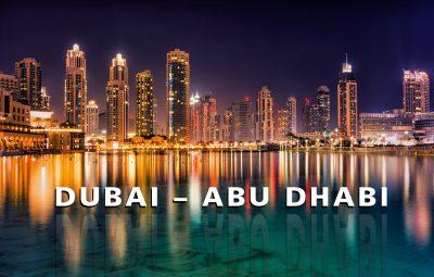 KHÁM PHÁ VÙNG ĐẤT TRUNG ĐÔNG DUBAI – ABU DHABI