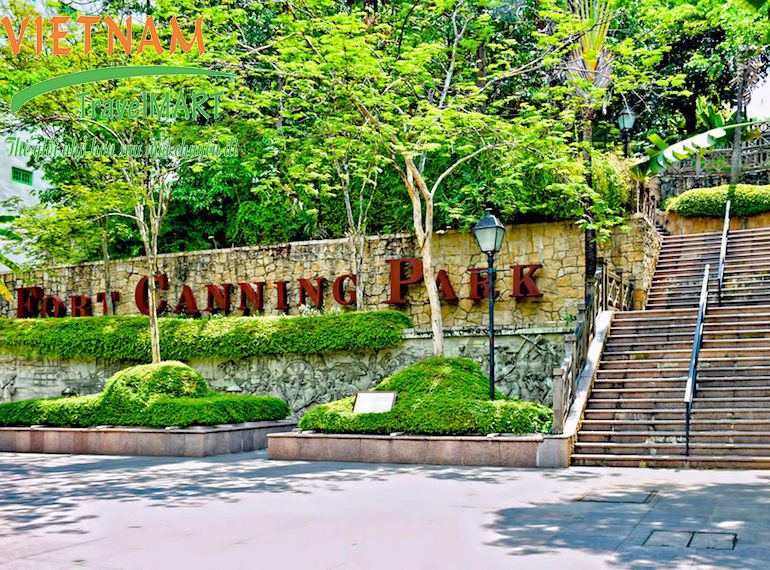 Fort Canning Hill