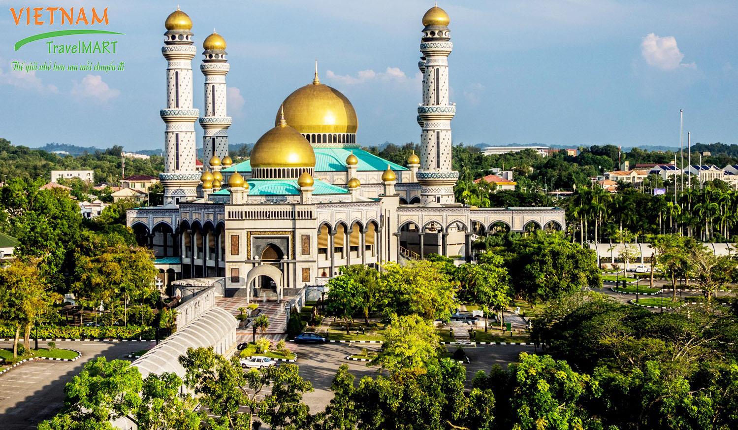 Thánh đường Hồi giáo Jame's Asr Hassanil Bolkiah Mosque