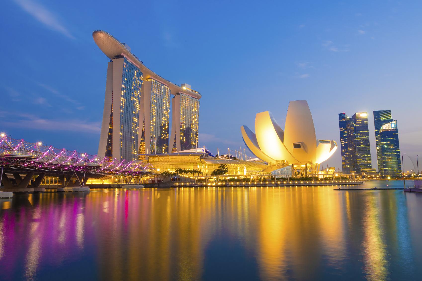 Tòa nhà Marina Bay Sands