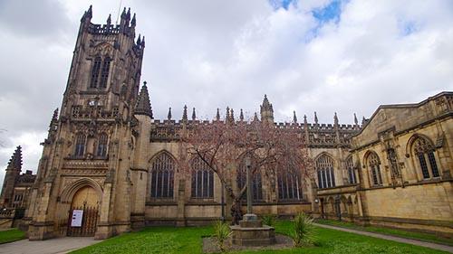 Nhà thờ lớn Manchester
