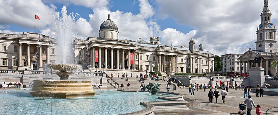 Quảng trường Trafalgar Square