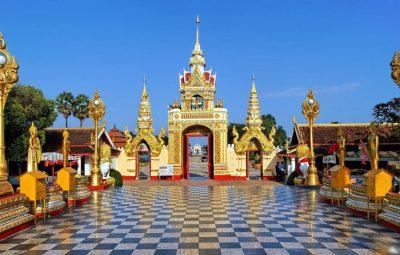 Thánh địa Phật Giáo