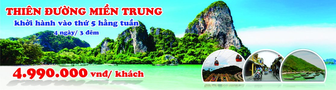 THIEN DUONG MIEN TRUNG