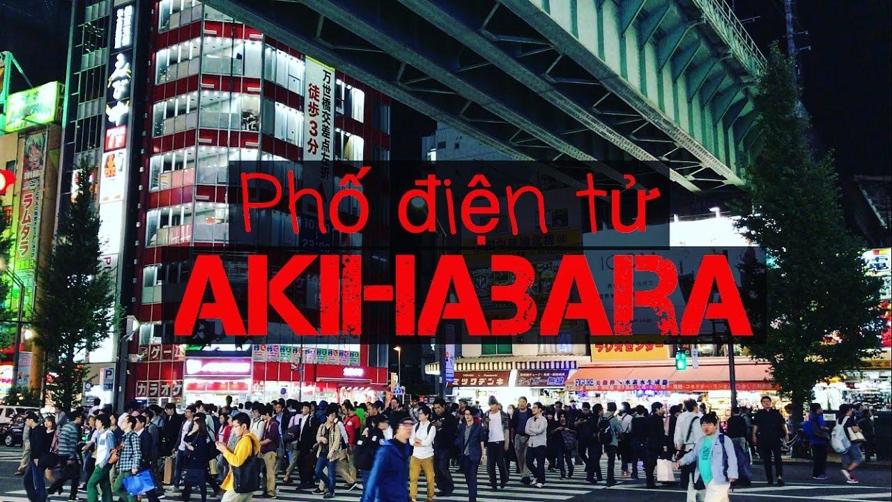Thành phố điện tử Akihabara