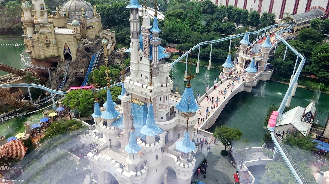 Tham quan Công viên Lotte World