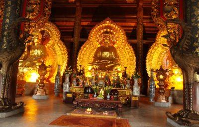 Tượng Phật - Chùa Bái Đính