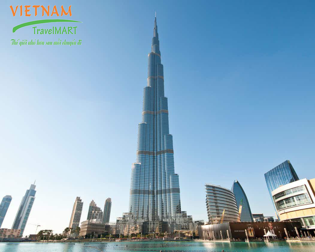 Tháp Buji Khalifa