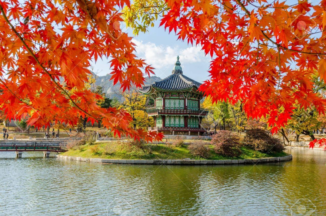 Cung điện Gyeongbokgung (Hay còn gọi là Cảnh Phúc Cung)