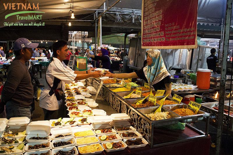 Chợ đêm Gadong