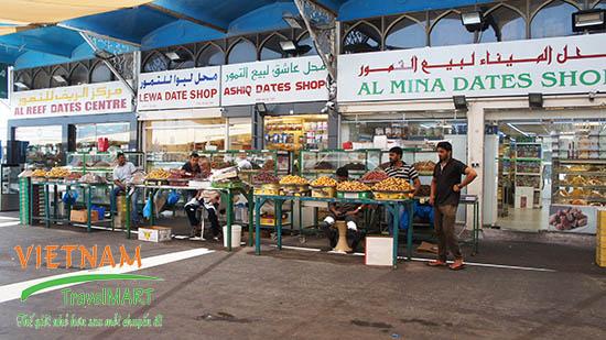 Dates Market