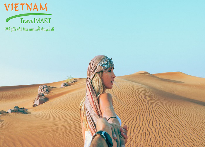 Sa mạc Safari