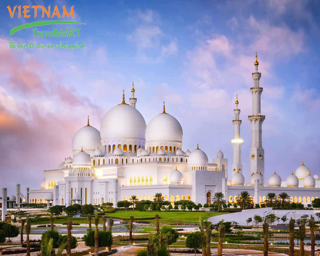 Thánh đường Grand Mosque