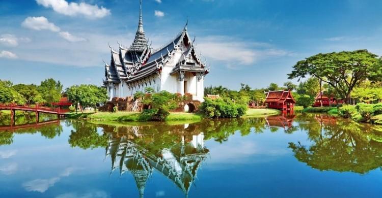 Thành phố cổ đại Muang Boran