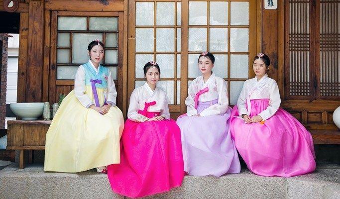 Trang phục truyền thống của người Hàn Quốc - Hanbok