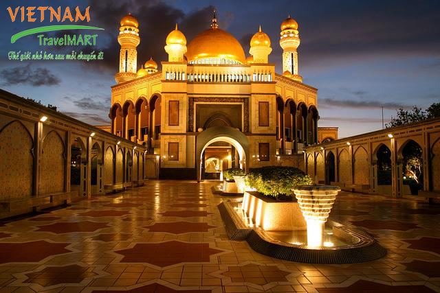 Nhà thờ Hồi giáo Jame's Asr Hassanil Bolkiah Mosque