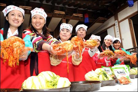 Tham gia cách làm và tìm hiểu về Kimchi