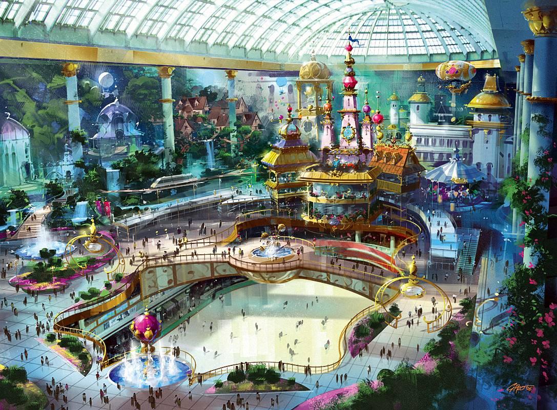 Thế giới cổ tích Lotte World
