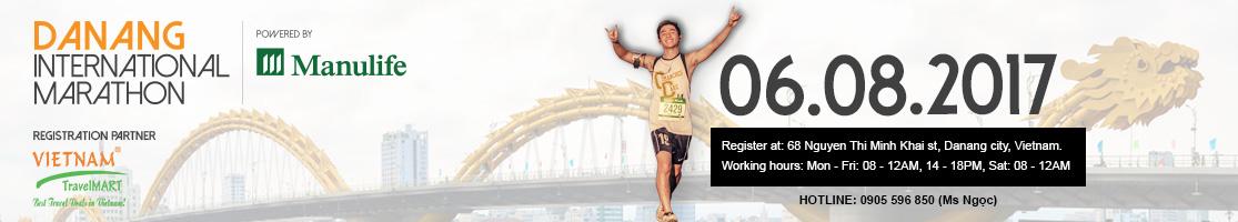 Marathon Danang 2017