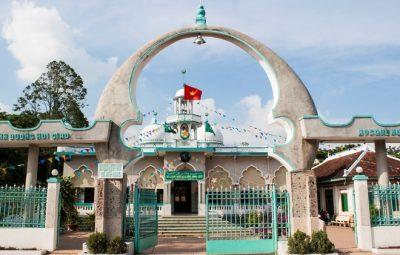 Nhà thờ Hồi Giáo ở Châu Đốc