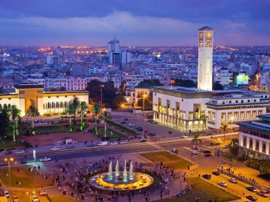 Quảng trường Mohammed V