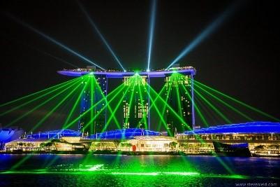 Singapore về đêm
