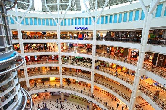 Trung tâm thương mại KLCC