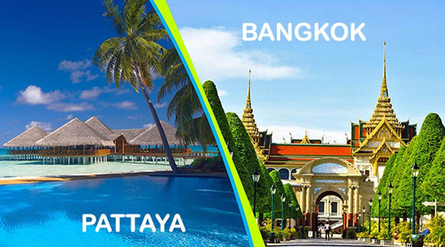 Bangkok-Pattaya Thái Lan