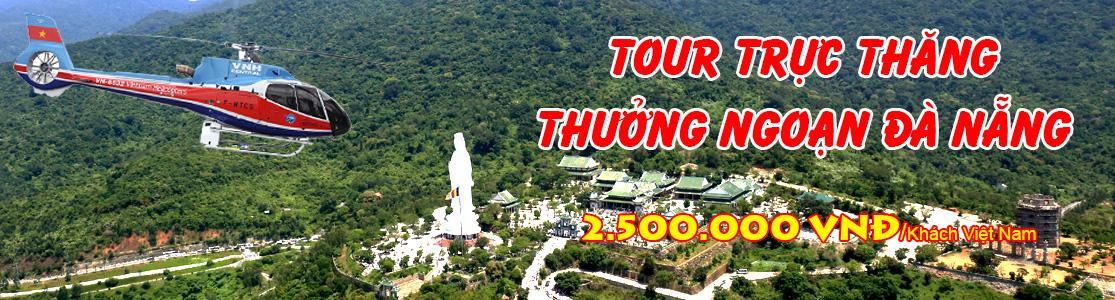 Tour Trực Thăng Đà Nẵng