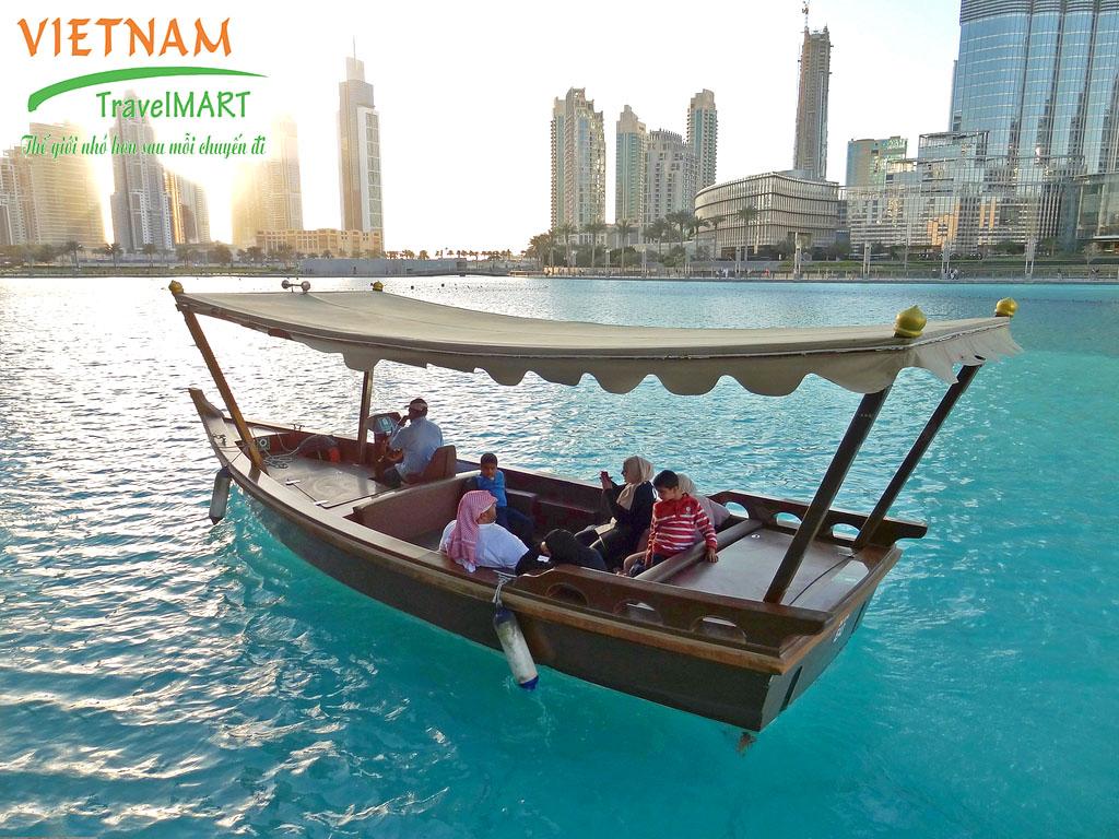 Dịch vụ Taxi nước truyền thống tại Dubai