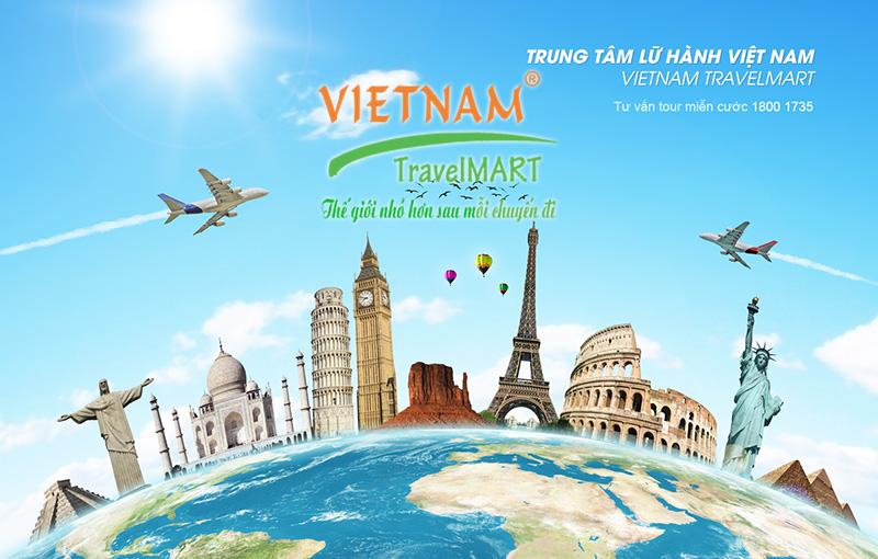 Tour du lịch trong nước và nước ngoài -Việt Nam TravelMart